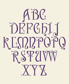 """Chapter letters of """"Nerea"""", the typography of inspiration Neo Art Nouveau . Graffiti Lettering Fonts, Tattoo Lettering Fonts, Design Typography, Creative Lettering, Lettering Styles, Calligraphy Fonts Alphabet, Handwriting Alphabet, Hand Lettering Alphabet, Alphabet Letters"""