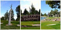 Putting Course at Eagle Crest Resort Central Oregon