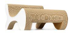 Cat-on Designer Cardboard Cat Scratchers from Germany
