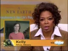 Oprah Winfrey: 'Jesus Did Not Come To Die On The Cross'    Ummm....Sorry miss O, but YES He did! Oprah's Racist Encounter   Oprah is racist her every meeting is a racist encounter, just like Al Sharpton.