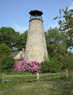 Barcelona (Portland Harbor) Lighthouse, New York at Lighthousefriends.com