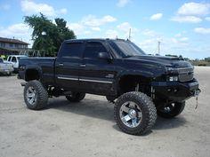 lifted 2007 chevy | Farmer_B's ChevroletSilverado 1500 Regular Cab