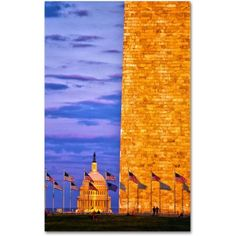 Trademark Fine Art America Canvas Art by CATeyes, Size: 30 x 47, Multicolor