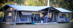 Cobb and Co Nine Mile Camping Grounds provide luxury camping on the edge of the Sunshine and Cooloola Coasts. Luxury camping - The Perfect Family Getaway.