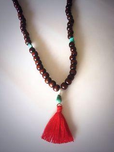 108 Prayer Bead Necklace on Etsy, $29.50