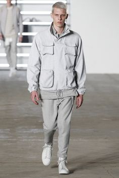 John Elliott Fall 2016 Menswear Collection Photos - Vogue