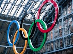 10 Infographics on the London 2012 Olympics   EcoSalon   Conscious Culture and Fashion