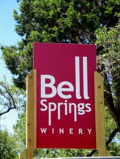 Nestled beside acres of lush oak and cedar trees, Bell Springs Winery in Dripping Springs is a short jaunt just minutes from Austin, Texas.
