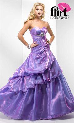 Flirt P1677 at Prom Dress Shop