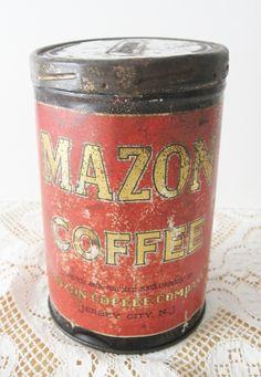 Early Mazon Coffee