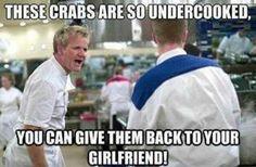 Gotta love chef Ramsey ;)