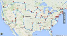 Scientists have called this the perfect road trip. So, who's in? - 9GAG