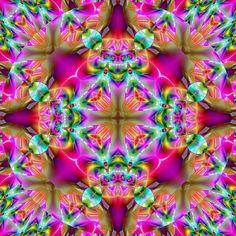 I see fix faces! Relaxing Art, Taste The Rainbow, Zen Doodle, Visionary Art, Psychedelic Art, Fractal Art, Mandala Art, Cool Patterns, Love And Light