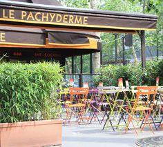 Les etages paris rue bar et bonnes id es - Restaurant boulevard saint martin ...