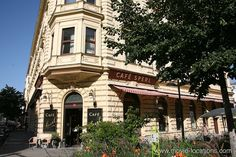 Before Sunrise Movie Location Café Sperl, Straße Austria The fourth – or is it fifth? – coffee of the night, at the famous Before Sunrise Movie, Equestrian Statue, Classic Jazz, The Third Man, Flatiron Building, Old Cemeteries, Life Choices, Vienna Austria, Filming Locations