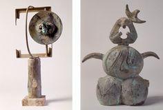 Miró sculptures_stylefeelfree.com
