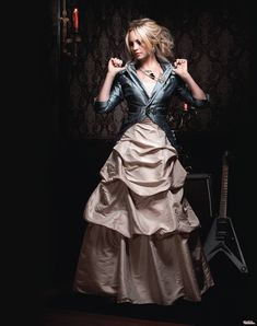 Candice Accola- I want her outfit! Not for everyday wear but still I love it!