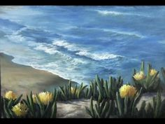 Do you ever struggle to paint seascapes and the waves just seem to fall flat? Watch Kevin as he shows you a few techniques on adding details using light and shadow that can add a lot of depth and life to your painting. For more information about oil paint, go to www.paintwithkevin.com