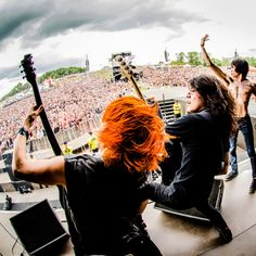 Japanese rock band Crossfaith explains why they rely on A-T gear on stage and in the studio: