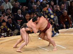 Sumo Match and chanko nabe