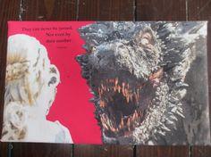 Game of Thrones POP art print Daenerys by gameofthronespopart