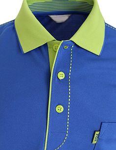 Amazon.com: BCPOLO Men's Athletic Polo Dri-Fit Short Sleeve Polo Shirt: Clothing Gents Shirts, Mens Polo T Shirts, Short Sleeve Polo Shirts, Golf Shirts, Mens Tees, Polo Shirt Style, Polo Shirt Design, Polo Design, Tee Shirt Designs