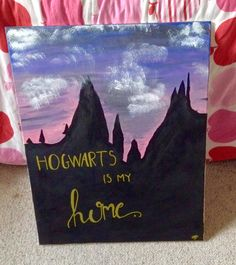 Painting & Drawing, Hogwarts, Artworks, Drawings, Art Pieces, Drawing, Portrait, Paint, Paintings