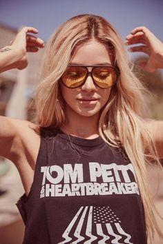 Chaser Tom Petty Chess Tee