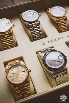 One Rolex for every day of the week.