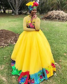 Why fit in when you can stand out! African Wedding Attire, African Attire, African Wear, African Dress, African Weddings, Traditional Wedding Attire, African Traditional Wedding, African Traditional Dresses, African Print Fashion