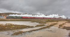 Ride The Union of South Africa steam train - taken yesterday at Culross By Alex Ogilvie