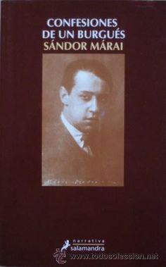 La noche del 22 de febrero recordamos y leemos a Sándor Márai