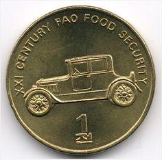 North Korea : 1 Chon 2002 Antique Car Veiling in de Korea,Azië,Munten,Munten & Banknota's Categorie op eBid België
