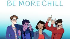Image result for be more chill michael