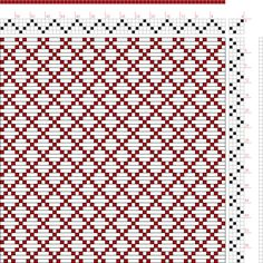 draft image: Page 46, Figure 3, Donat, Franz Large Book of Textile Patterns, 4S, 4T