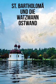 Eines der berühmtesten Fotomotive der Welt! Und das in Deutschland im Nationalpark Berchtesgaden vom Königssee aus fotografiert...