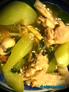 Chicken Tinola is one of the Filipino foods that we are most often cooked for our family.…