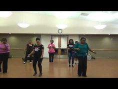 Go Head Baby New Cupid Line Dance-In Class (EASY) - YouTube
