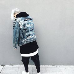 Different style of Denim Jackets #StyleMadeEasy