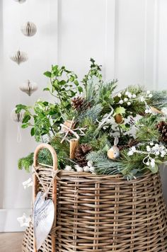 Embracing the concept of hygge, the Hideaway interior trend focuses on creating your own wintry retreat this festive season… Coming Home For Christmas, Retro Christmas Tree, Hygge Christmas, Scandi Christmas, Woodland Christmas, Christmas Home, Christmas Decorations, Xmas, Holiday Decor