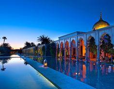 Namaskarin Palace ~ Marrakesh, Morocco