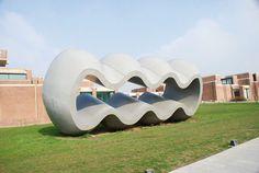 LaM – Musée d'art moderne de Villeneuve d'Ascq (#Lille) conseillé par Planete3w #conseils #voyage