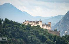 Fortress Hohensalzburg, Salzburg, Austria by Christoph Oberschneider on Salzburg Austria, My Images, Photography, Travel, Instagram, Fotografie, Photograph, Viajes, Photo Shoot