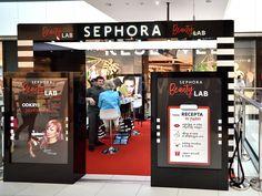 Sephora Beauty Lab 8-11 czerwca!