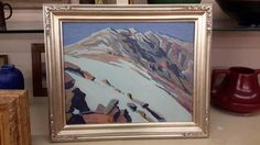 Found on EstateSales.NET: Oscar Jacobson  (1882 - 1966) Oscar Brousse Jacobson was active/lived in Oklahoma, Kansas / Sweden.  Oscar Jacobson is known for landscape, portrait and Indian genre painting, etcher.