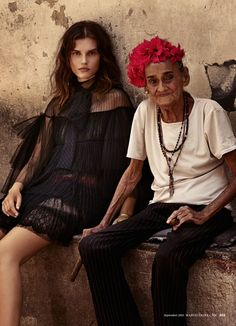 Havana Days | Marie Claire US September 2015 | #GiedreDukauskaite by #Takay