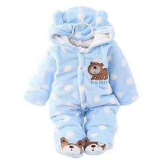 08eacd968279 BibiCola winter Infant clothes children clothing set cartoon soft cotton  warm thick baby boys girls clothes