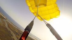 Friday Freakout: Wingsuit Cutaway + Reserve Line Twists Down To 300 Feet