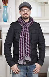 Ravelry: Subway Scarf pattern by Vickie Howell