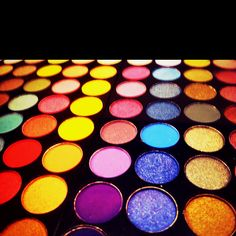 I love color. Sephora